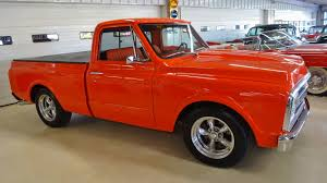 1969 Chevrolet C10 Pickup Short Bed Fleet Side Stock # 819107 For ...