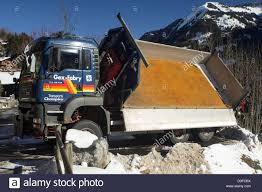 100 Side Dump Truck Dump Truck Stock Photo 53814094 Alamy