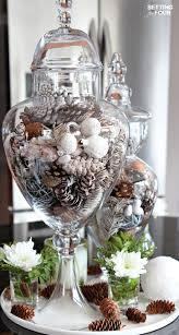 Decorate Your Kitchen In A Jiffy With Beautiful Centerpiece Using Apothecary Jars