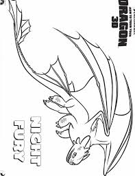 Nightfury Coloring Page You Can Choose A Nice From HOW TO TRAIN YOUR DRAGON Pages For Kids Enjoy Our Free