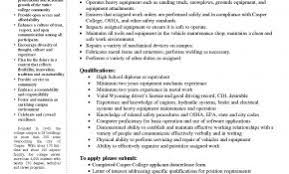 Bus Mechanic Resume Examples Beautiful Unfor Table Diesel To Stand Out