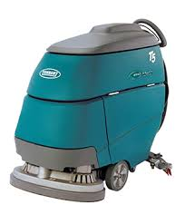 t5 commercial cleaning walk behind scrubber dryer tennant