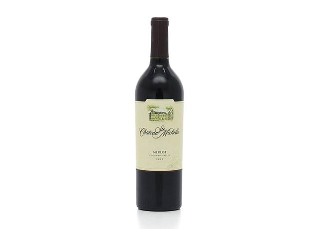 Chateau Ste. Michelle Merlot - 750 ml