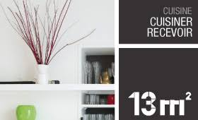 cuisine de 16m2 archipetit archipetit aménagement de petits espaces