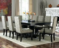 Formal Dining Room Tables Elegant High End Sets In Inspirations Winning Home Improvement Dinning Set For