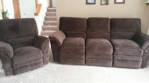 Slumberland Lazy Boy Sofas by Awesome Living Rooms Jenna Collection Taupe Reclining Sofa