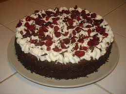dessert avec creme fouettee cake gâteau entremet on s fait une bouffe