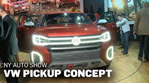 Auto Show | Volkswagen Unveils New Concept Pickup Truck - YouTube You Can Buy Ferdinand Butzi Porsches Vw Pickup Truck Not A Fan Of The New Beetle Or Even New But Id Tanoak Pickup Truck Autoweek Gama Modell 9561 Volkswagen Made In Germany 143 Vws Atlas Concept Is Real Dont Get Too Excited Engine Swap The Volkswagen Tdi Already Makes Perfect Just Dont Amarok Review Auto Express Hidden Message Transport Transportation Car Vehicle Variants T2 Hemmings Find Day 1988 Doka Pick Daily