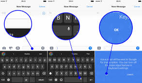 How to use Gboard dictation to improve iOS dictation