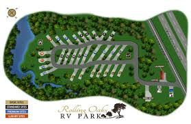 Rv Park Map And Layout Picture