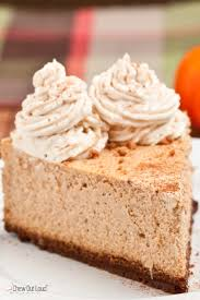 Gingersnap Pumpkin Pie Cheesecake by Best New York Style Pumpkin Cheesecake Chew Out Loud