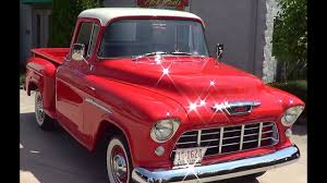 100 1955 Chevy Truck Restoration Pick Up YouTube