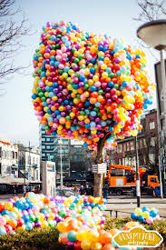 Creative Ideas For Best Out Of Waste From Balloon Elegant Tree
