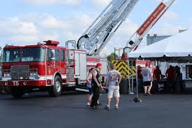 100 Blue Fire Trucks Official Results Of The 2017 EONE Truck Pull