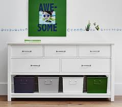 c extra wide dresser pottery barn kids