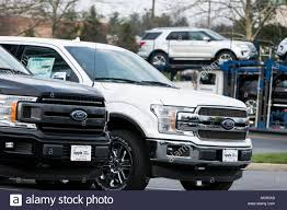 A Row Of New Ford F-series Pick-up Trucks And Explorer SUV's At A ... 20 Ford Bronco Teased With 2018 Troller Release Pickup Lorenzo Dealership In Homestead Miami Dade Click For Specials 2019 F150 Raptor New 70l V8 Engine Date Price Specs Glenoak Used Cars Trucks Suvs Is Dragging Its Feet On The Will Debut F Say Goodbye To Nearly All Of Fords Car Lineup Sales End By Dealer San Antonio Tx Northside 2017 Ranger Confirmed Us Interior Review Specs About Midway Truck Center Kansas City And Car Tough Science Introducing The