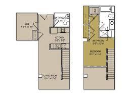 e Bedroom Townhouse Den