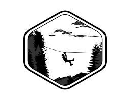 Image result for graphic zipline images