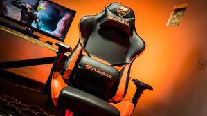 Akracing Gaming Chair Blackorange by Review Cougar Armor Gaming Chair Gamecrate