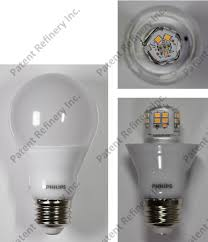 philips 9290011840 led bulb patent refinery inc