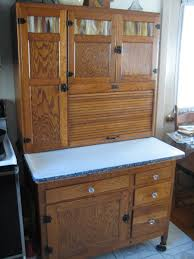 What Is My Hoosier Cabinet Worth by Furniture Brown Wooden Hoosier Cabinet With Transparent Handle