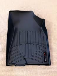 Husky Liners Weatherbeater Floor Liners by Weathertech Digitalfit Floor Liners For The New Highlander Unboxed