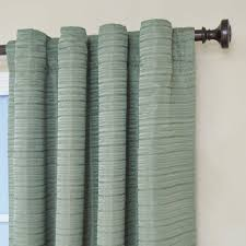 Pottery Barn Curtains Blackout by Eclipse Curtains Twist Thermalayer Blackout Window Curtain Panel