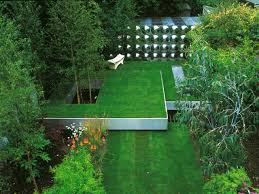Contemporary Landscape Design | HGTV Contemporary Backyard Ideas Round Fire Pit And Concrete Patio For 94 Best Garden Ideas Images On Pinterest Small Garden Design Best 25 Modern Backyard Landscape Backyards Wonderful Design 15 Landscaping Home Contemporary Plants For Archives A Few Handy Tips Fniture