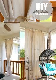 best 25 patio curtains ideas on pinterest outdoor curtains