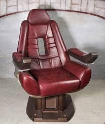 Star Trek Captains Chair by Star Trek Prop Costume U0026 Auction Authority Jean Luc Picard U0027s