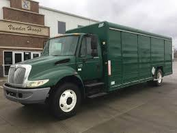 100 For Sale Truck 2007 International 4400 Beverage 245328 Miles