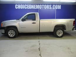 2010 Used GMC Sierra 1500 4x4 Regular Cab Long Bed At Choice One ... Badass 2007 Gmc Sierra 4x4 For Sale Leisure Used Cars 850265 2017 Used 1500 Dbl Cab 2wd At Landers Serving Little Rock 2018 Sierra 2500hd 4wd Crew Cab 1537 Denali Cars For Sale Auction Direct Usa 2016 1435 Sle Toyota Of Truck Sales Maryland Dealer 2008 Silverado 2015 Slt Watts Automotive Salt Lake Penske Monmouth Double Honda 2014 Fine Rides Goshen Iid 17633536 Base Jackson Mo 905639 For Sale Near Toledo Oh Vin