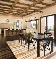 100 Beams On Ceiling 18 Times Exposed Made The Room Freshome