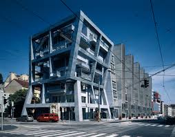 100 Apartment Architecture Design And Office Building Schlachthausgasse Coop