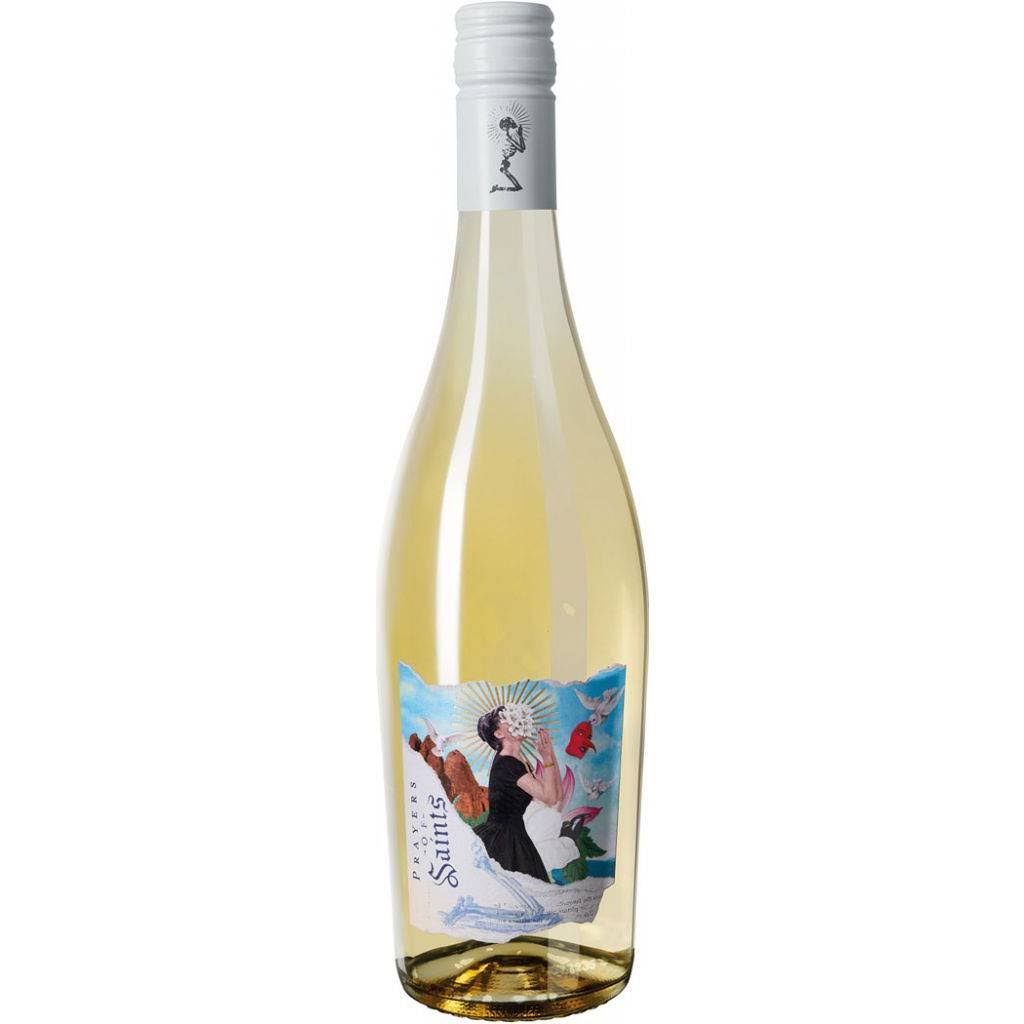 Prayers of Saints Chardonnay 750ml - Classic White Wine