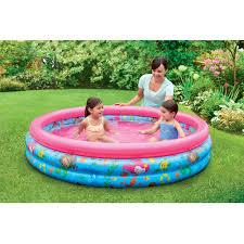 Mermaid 3 Ring Pool