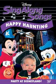 Singing Pumpkins Grim Grinning Pumpkins Projector by Disney Sing Along Songs Happy Haunting Disney