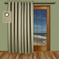 Making Curtains For Traverse Rods by Patio Door Curtains Thecurtainshop Com