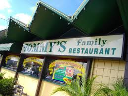 Tommys Patio Cafe by Dinerwood Los Angeles Diner Reviews August 2010