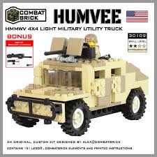 HUMVEE US ARMY Gun Truck Set Made W/ Real LEGO® Bricks HMMWV Model ... Amazoncom Brick Brigade Custom Lego Military Model Vehicle For Lego Wwii Deuce And A Half Cckw Itructions Youtube Wc52 Truck Modern Vehicles Ideas Product Ideas Train Carriages Brickmania Blog Winners Arent Born Theyre Built Page 58 Classic Legocom Us Deluxe Swat Police Made With Real Bricks Heavy Tatra 8x8 Toy Mini Army War Building Block Jeep M35 Halftrack Bricknerd Your Place All Things The