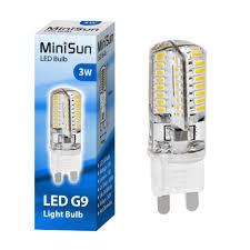 g9 led light bulbs ebay