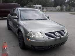 100 Volkswagen Trucks Used 2004 VOLKSWAGEN PASSAT Parts Cars Midway U Pull