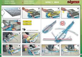 Superior Tile Cutter No 1 by Tile Cutter Sigma 3f3m Machine Manual Professional Max Cutting
