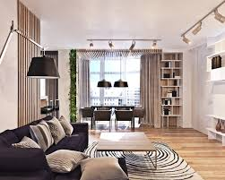 100 Contemporary Interior Design Style Bookshelves And Focused Lighting For The