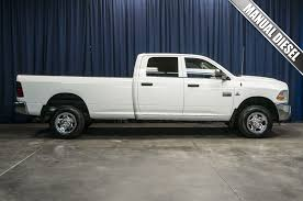 100 Manual Transmission Truck 2012 DODGE RAM 2500 4X4 With 6 Speed Manual Transmission For Sale At
