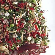 Christmas Tree Ornament Sets Shop For Luxury Ornaments Designer Holiday Trim Kits And Long Lasting