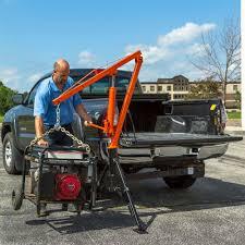 100 Hitch Truck Discount Ramps Apex Hydraulic Mount Pickup 1000 Lb Jib