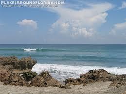 beach near the house of refuge in stuart florida bathtub reef