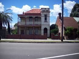 100 House Leichhardt File In Catherine Street New South Wales
