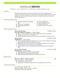 Resumes Samples For Jobs Best Free Resume Ideas On Sample Jobstreet Singapore